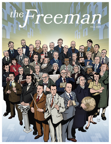 The Freeman Magazine - Fall 2016