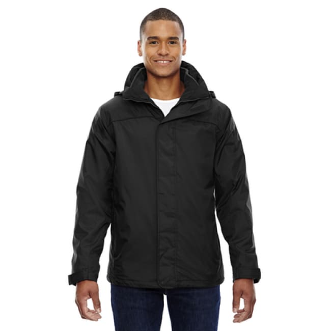 Adult 3-In-1 Jacket - Xsmall / Black - Outerwear