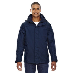 Adult 3-In-1 Jacket - Xsmall / Midnight Navy - Outerwear
