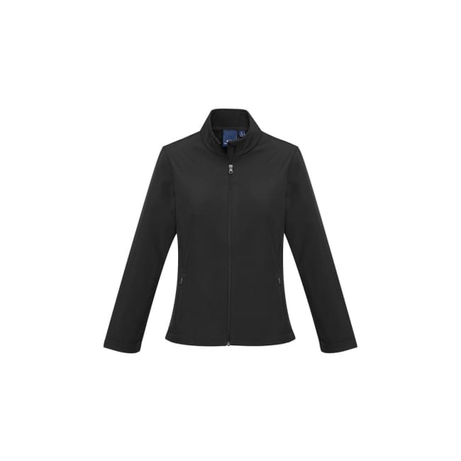 Coal Harbour Ladies Apex Lightweight Softshell Jacket - Small / Black - Outerwear
