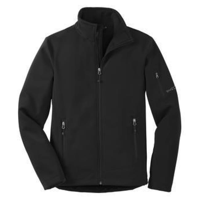 Eddie Bauer Rugged Ripstop Soft Shell Jacket - Xsmall / Black / Male - Outerwear