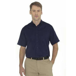 Everyday Short Sleeve Woven Shirts - Xsmall / True Navy - Wovens