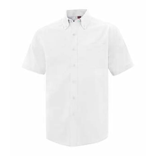 Everyday Short Sleeve Woven Shirts - Xsmall / White - Wovens