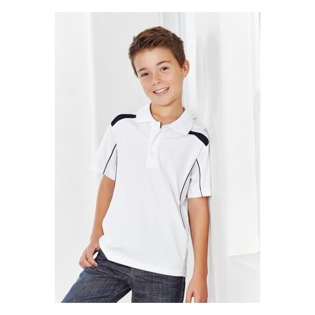 Kids United Short Sleeve Polo - Sport Shirt