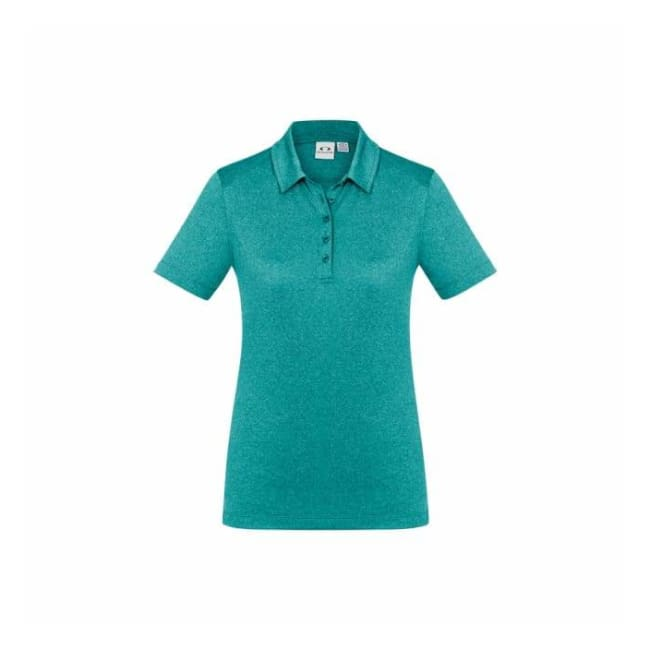 Ladies Aero Polo - Xsmall / Teal - Sport Shirt
