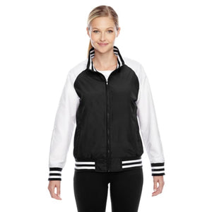 Ladies Championship Jacket - Xsmall / Black - Outerwear