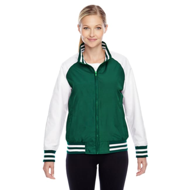 Ladies Championship Jacket - Xsmall / Sport Forest - Outerwear