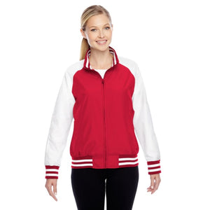 Ladies Championship Jacket - Xsmall / Sport Red - Outerwear
