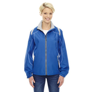 Ladies Endurance Lightweight Colorblock Jacket - Xsmall / Nautical Blue - Outerwear