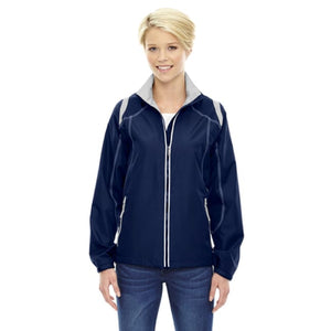 Ladies Endurance Lightweight Colorblock Jacket - Xsmall / Night - Outerwear