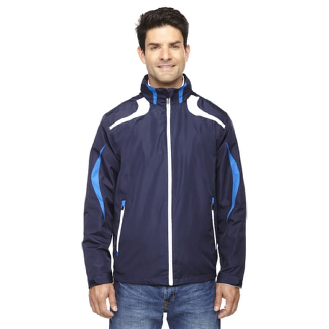 Mens Impact Active Lite Colorblock Jacket - Small / Night - Outerwear