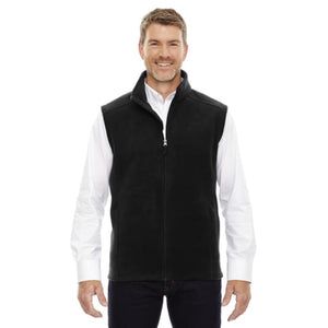 Mens Journey Fleece Vest - Small / Black - Vest