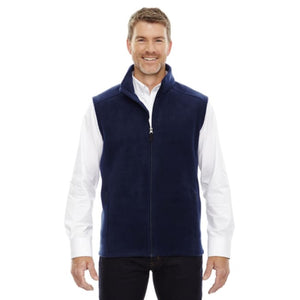 Mens Journey Fleece Vest - Small / Classic Navy - Vest