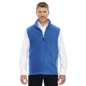 Mens Journey Fleece Vest - Small / True Royal - Vest