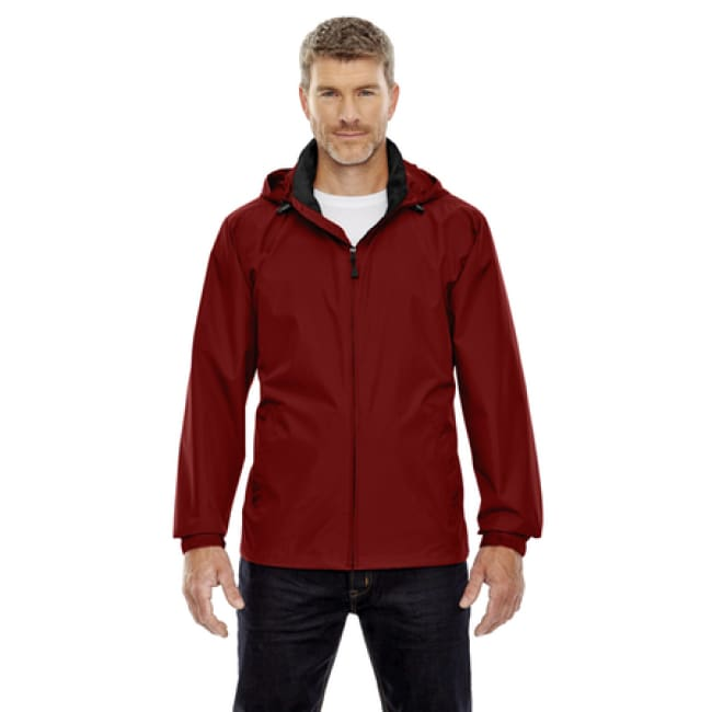 Mens Techno Lite Jacket - Xsmall / Molten Red - Outerwear