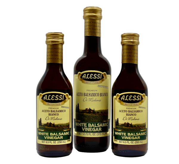 Alessi White Balsamic Vinegar 8.5 oz.