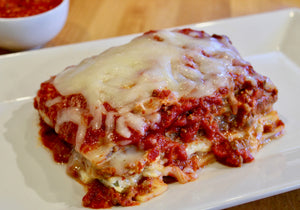 Lasagna (Meat or Vegeterian)
