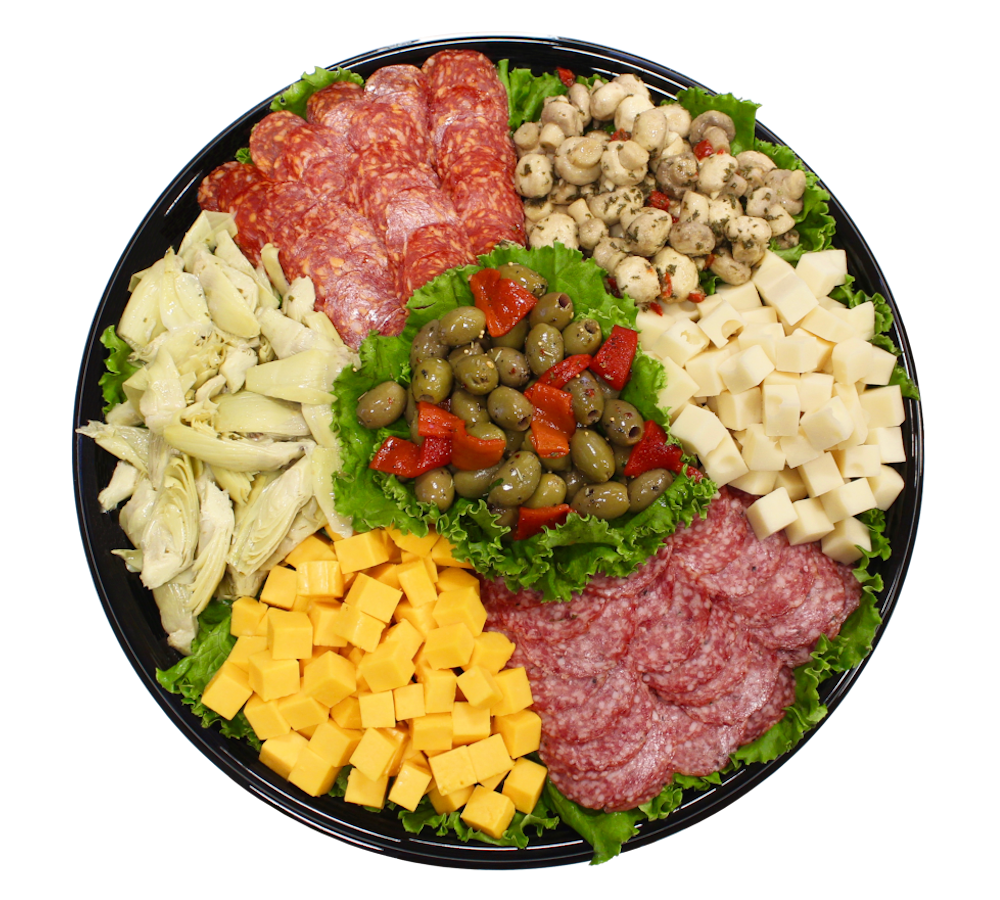 Sam's Sampler Tray