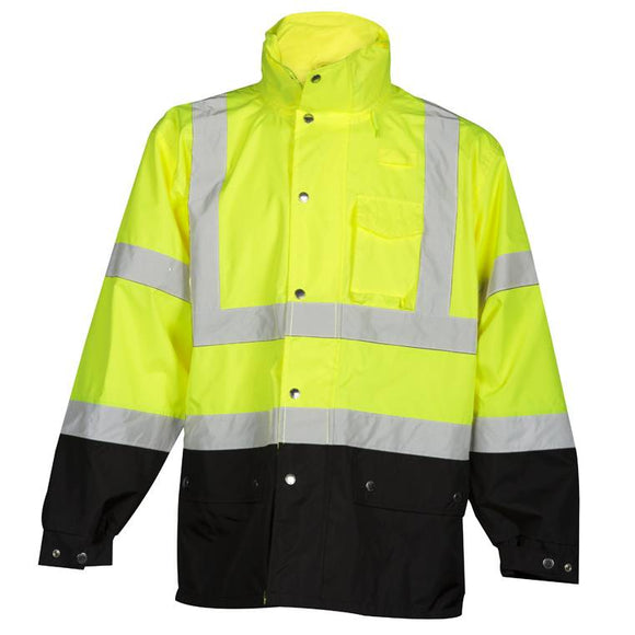 Safety HiVis Rain Gear and Jackets