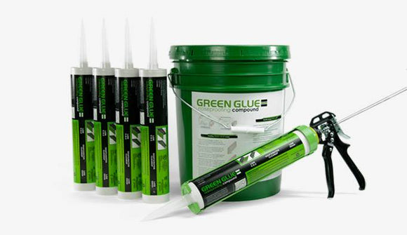 Green Glue Compound and Sealant