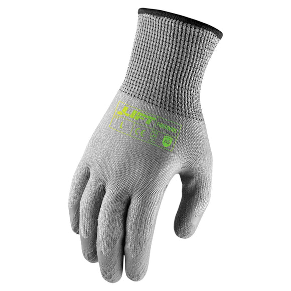 Lift Safety Fiberwire Winter A5 Nitrile Microfoam Safety Gloves