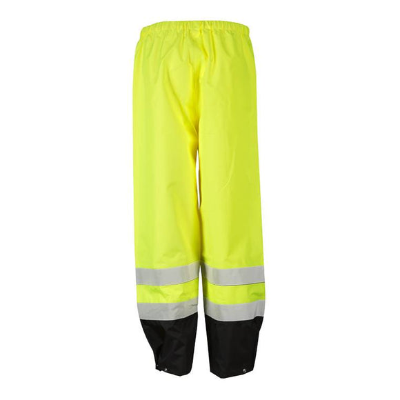 ML Kishigo RWP102 Storm Cover Class E Rain Pants - Timothy's Toolbox