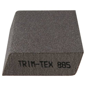Trim Tex 885 Dual Angle Sanding Block with Anti-Scuff Edge Medium/Fine Grit (Bulk 100 Pack) - Timothy's Toolbox