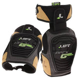 Lift Safety Apex Gel Knee Pad/ Knee Guard (One Size Fits All) - Timothy's Toolbox