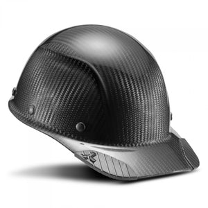 Lift Safety Dax Carbon Fiber Cap Hard Hat Gloss Black