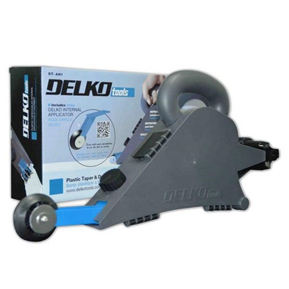 Delko Drywall Banjo Taping Tool with Internal Applicator - Timothy's Toolbox