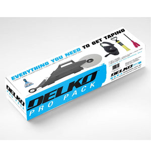 Delko Pro Pack Complete Drywall Taping Kit