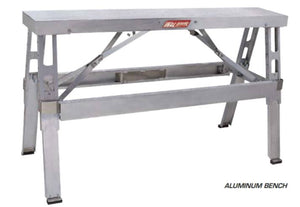 Wal-Board Adjustable Aluminum Drywall Bench WALB-31-016 - Timothy's Toolbox