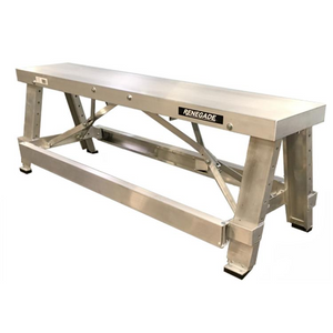 "Renegade Adjustable Height 18""-30"" Drywall Bench - Timothy's Toolbox"