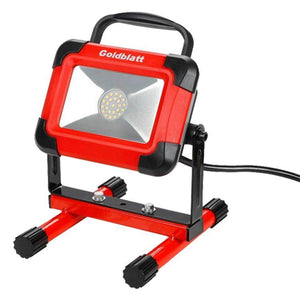 Goldblatt 13W 1000lm LED Portable Work Light