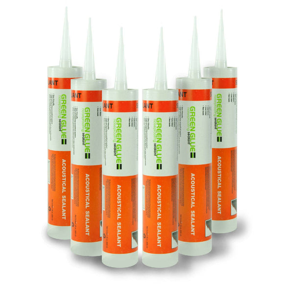 Green Glue Noiseproofing Acoustical Sealant Caulk