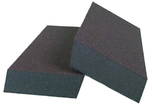Johnson Abrasives Dual-Angle Corner Sanding Sponge - Fine/Medium (6 pack) - Timothy's Toolbox