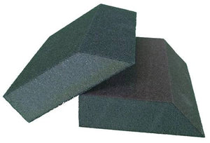 Johnson Abrasives Single-Angle Corner Sanding Sponge - Fine/Medium (6 pack) - Timothy's Toolbox