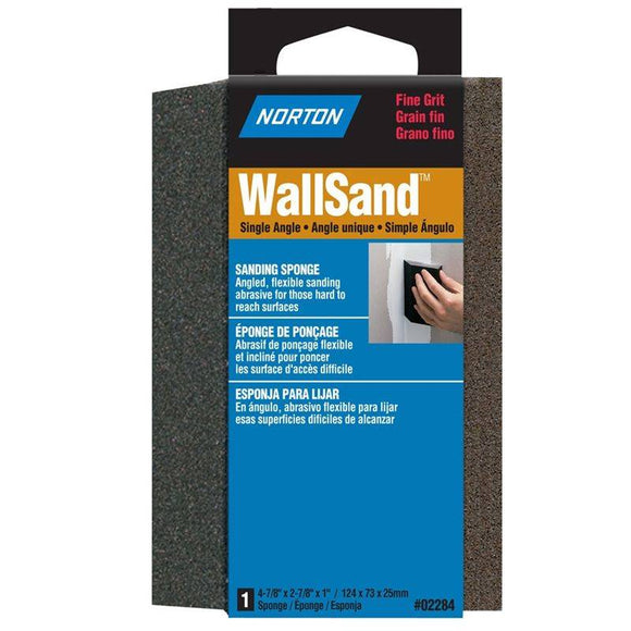 Norton WallSand Fine Grit Angle Sanding Sponge (24 pack) - Timothy's Toolbox