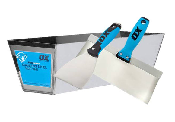 Ox Tools Finishing Knife Kit- 6