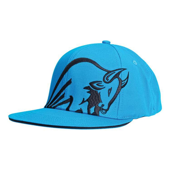 OX  Pro Cyan Blue Baseball Cap - Timothy's Toolbox