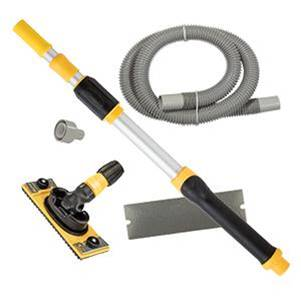 Head and Pole Included Renegade Professional Drywall Pole Super Sander
