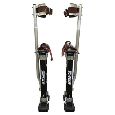 Renegade Pro Drywall Stilts 18