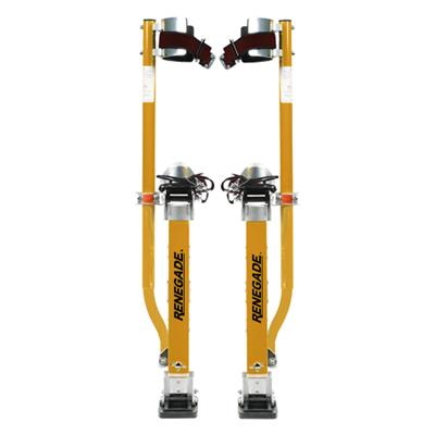 Renegade Magnesium Drywall Stilts 24