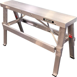"Renegade Adjustable Height 18""-30"" Drywall Bench"