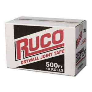 "Ruco Drywall Joint Tape 2-1/6"" x 5000' Carton- 10 rolls - Timothy's Toolbox"