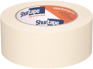 Shurtape 2 in x 60 yd CP 105 General Purpose Masking Tape
