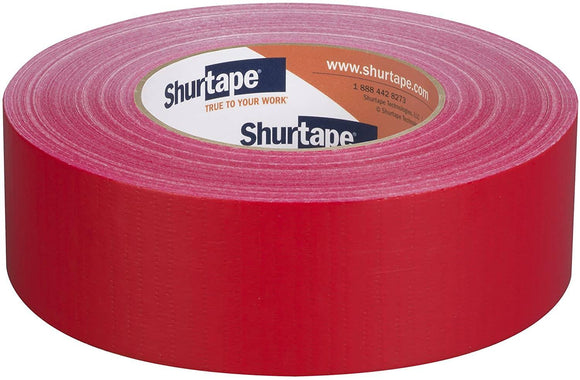 Shurtape PC600 Duct Tape (Red) - 2