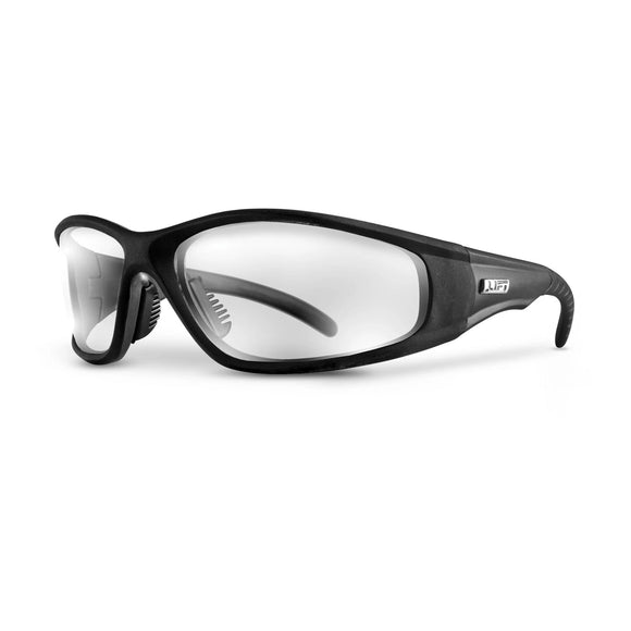 Lift Safety Strobe Safety Glasses- Black