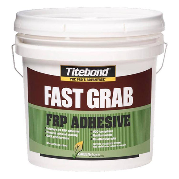 Titebond 4054 GREENchoice Fast Grab FRP Adhesive- 4 Gallon Pail