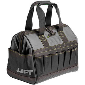 Lift Safety ACW6Y Wide Open Tool Bag - Timothy's Toolbox